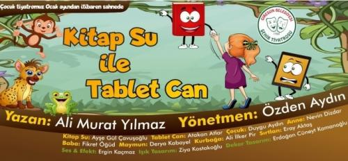 Kitap Su İle Tablet Can8